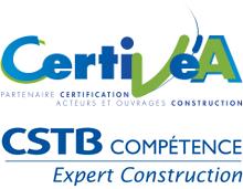 Certification CERTIVEA CSTB Compétence